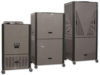 GP Series portable laboratory chillers.