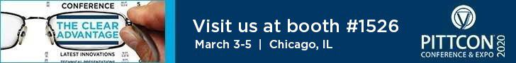 Visit Carver Press at PITTCON, booth #1526